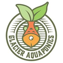 Glacier Aqua logo